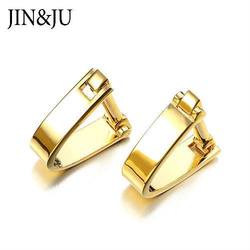 Men Jewelry 2018 Novelty D Cufflinks Fashion Mens Wedding Jewelry Shirt Suit cufflink