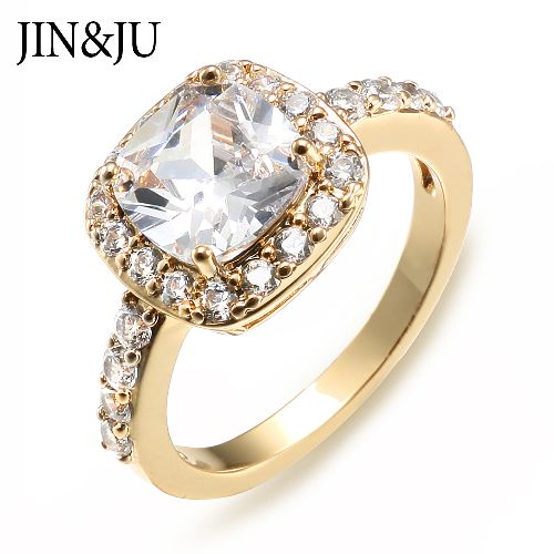 2018 New Jewelry Women Ring with Classic design in popular Glod plated.