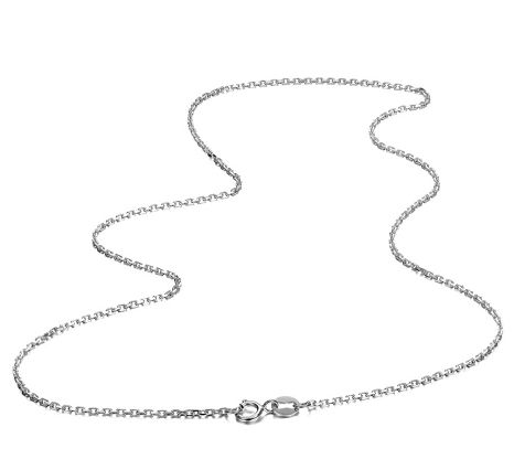 High Quality Necklace Chain in Simply Link chain Necklace